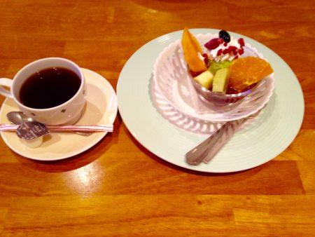 彩花デザート