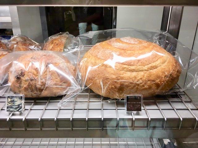 ラスティコ3 パン