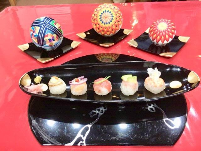 犬山城 てまり寿司