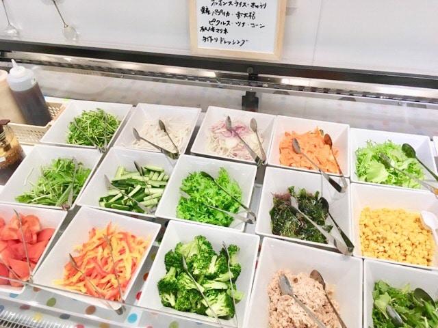 ハル菜のサラダ