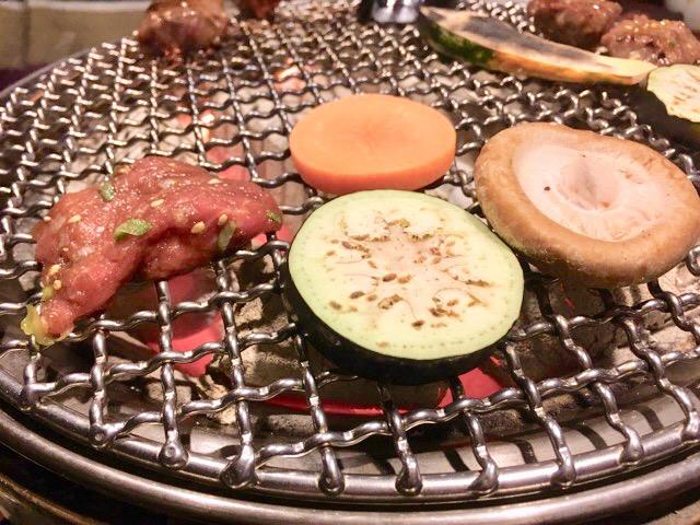 馬喰一代の焼き肉ランチ