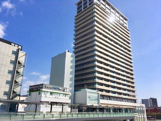岐阜イーストライジングの外観